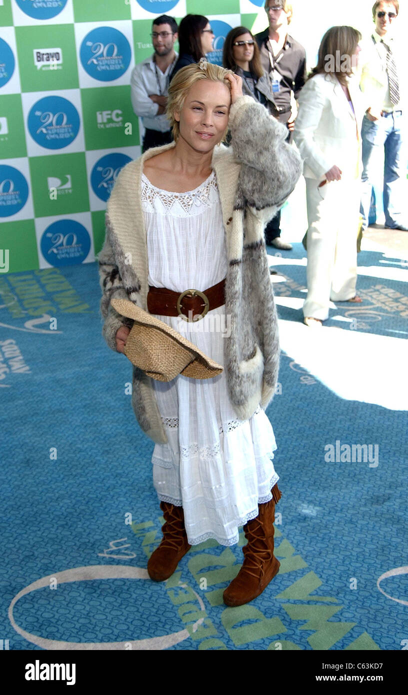 Maria Bello at arrivals for 20th IFP Independent Spirit Awards, Los Angeles, CA, Saturday, February 26, 2005. Photo - Stock Image