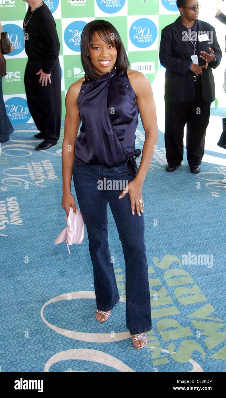 Regina King at arrivals for 20th IFP Independent Spirit Awards, Los Angeles, CA, Saturday, February 26, 2005. Photo - Stock Image