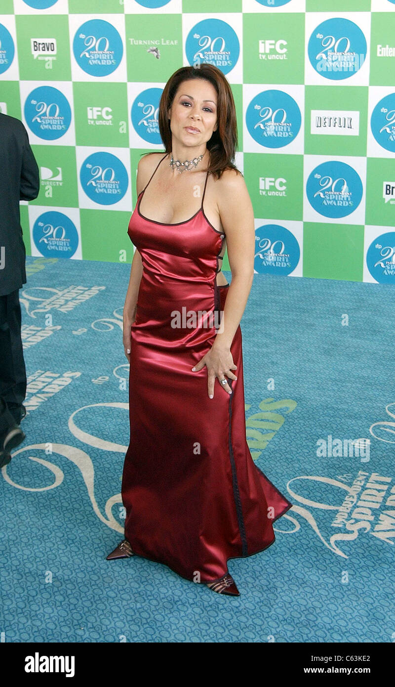 Patricia Rae at arrivals for 20th IFP Independent Spirit Awards, Los Angeles, CA, Saturday, February 26, 2005. Photo - Stock Image