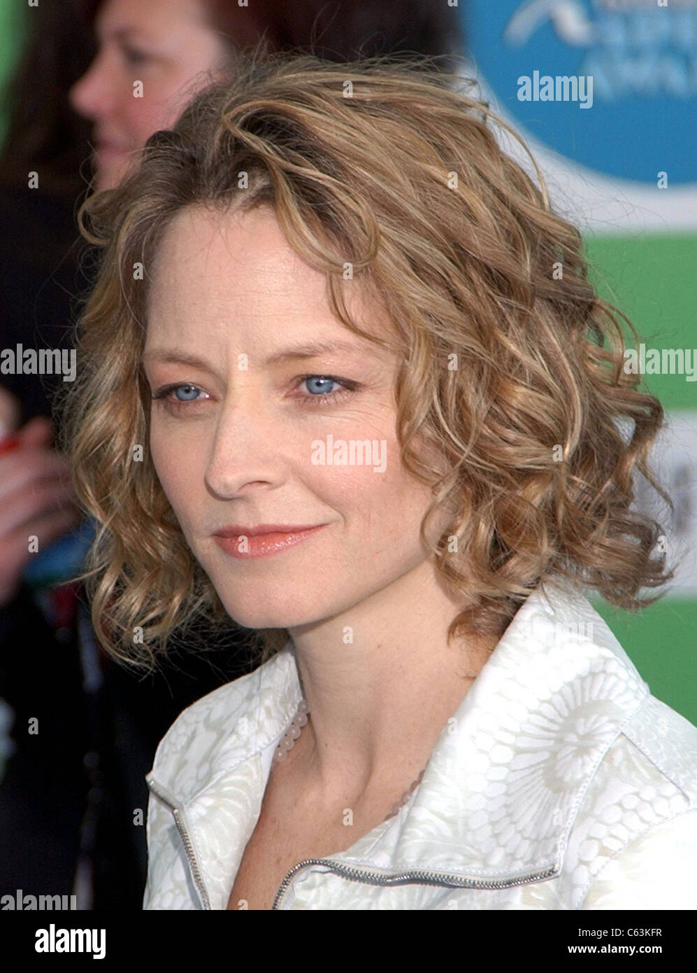 Jodie Foster at arrivals for 20th IFP Independent Spirit Awards, Los Angeles, CA, Saturday, February 26, 2005. Photo - Stock Image