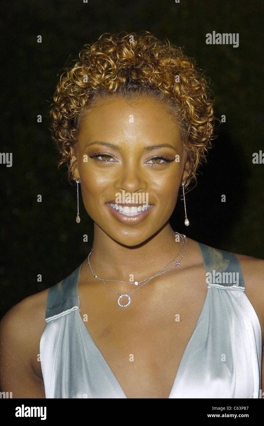 Eva Pigford at arrivals for 2005 Soul Train Music Awards, Paramount Studios, Los Angeles, CA, Monday, February 28, - Stock Image