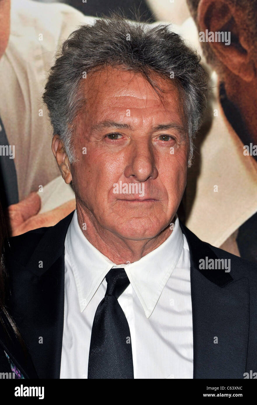 Dustin Hoffman at arrivals for AFI Fest Centerpiece Gala - Barney's Version Premiere, The Egyptian Theatre, - Stock Image
