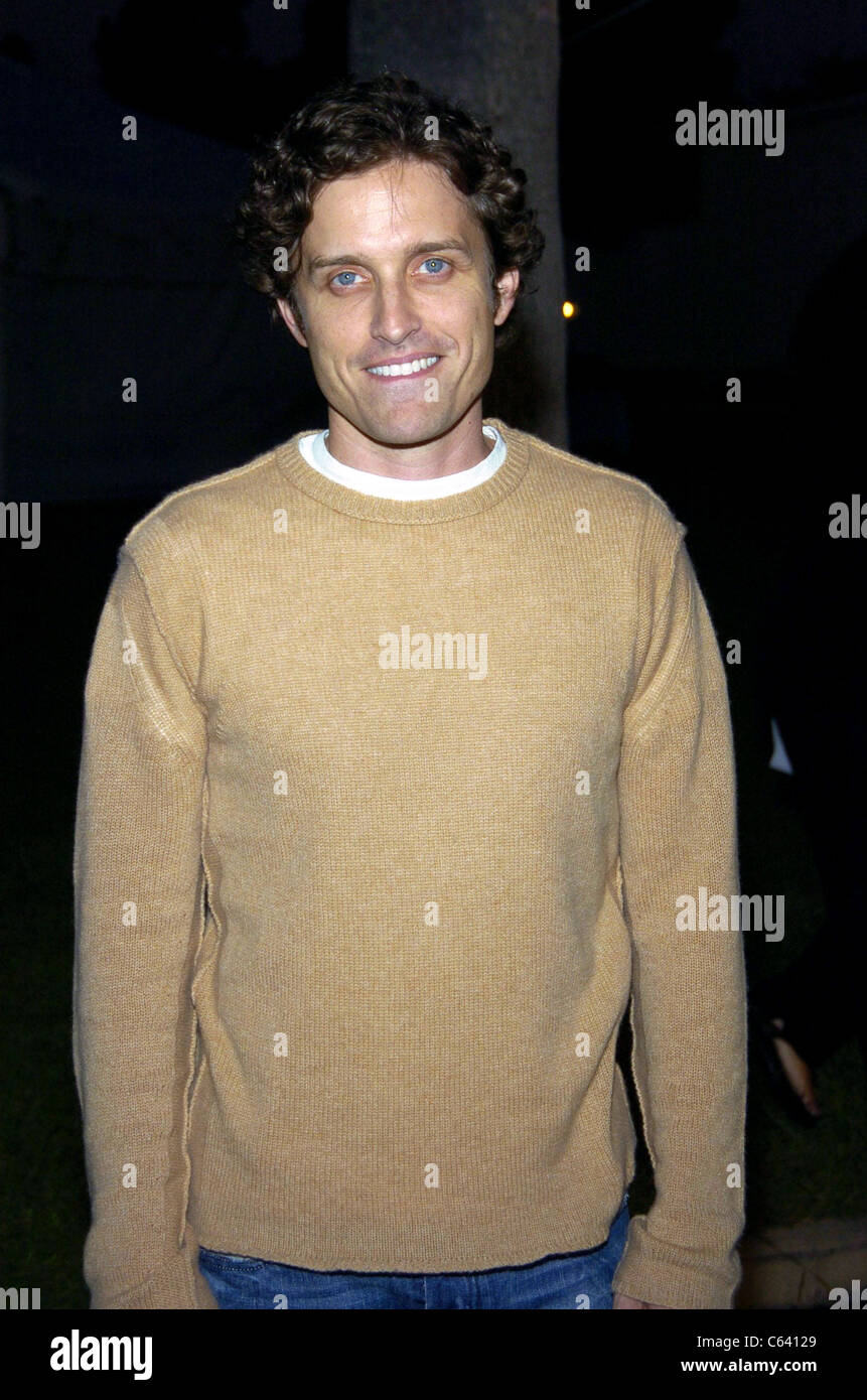 Rob Benedict at arrivals for Ghost Whisperer and Threshold CBS Premieres, The Hollywood Forever Cemetery, Los Angeles, - Stock Image
