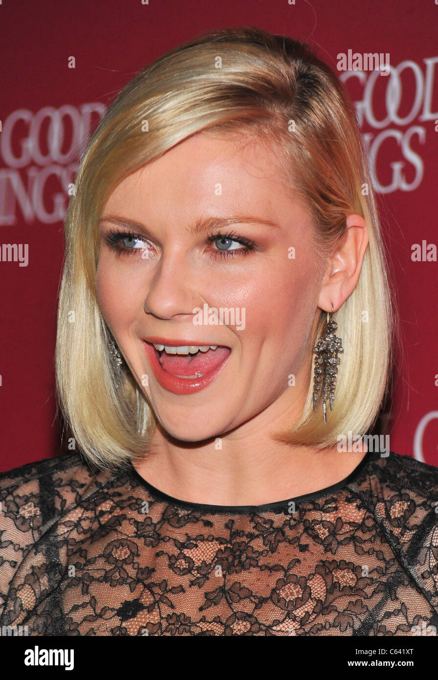 Kirsten Dunst At Arrivals For All Good Things Premiere School Of
