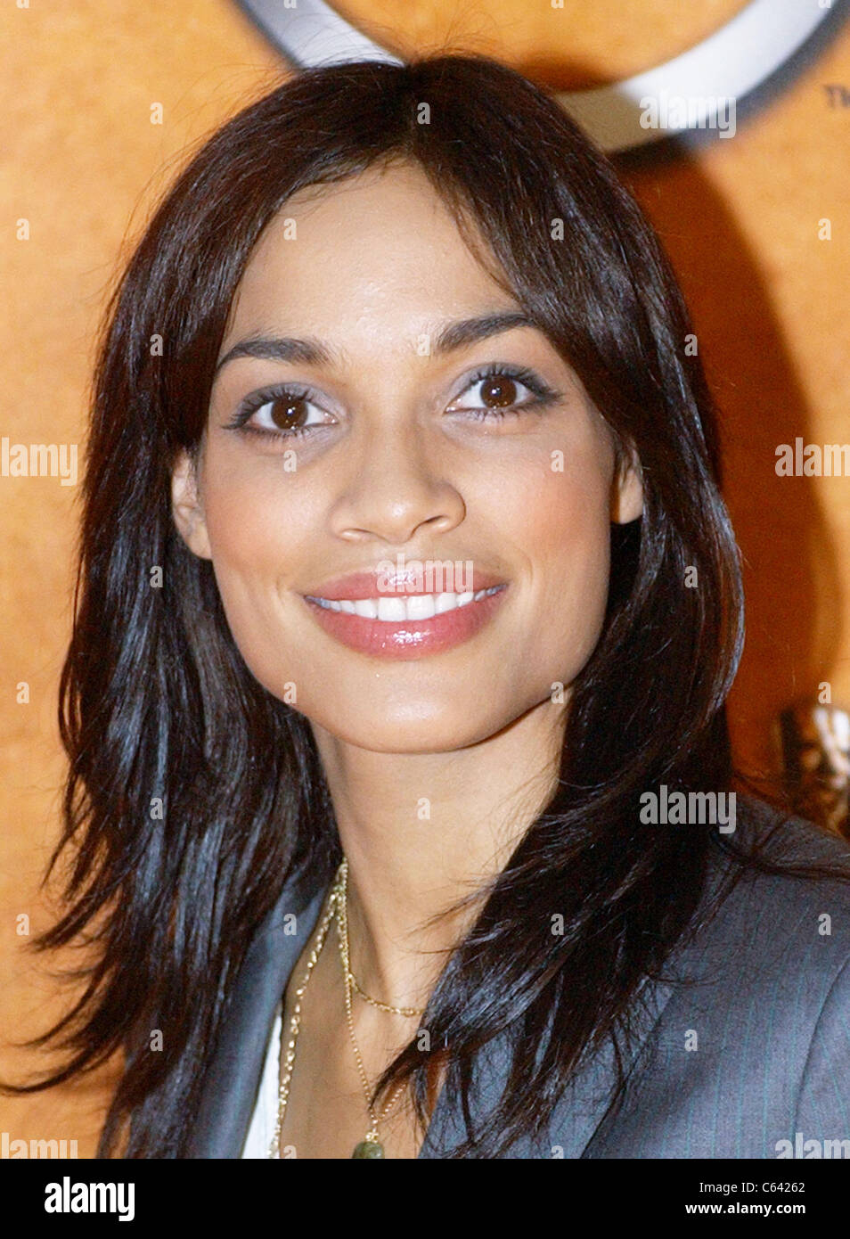 Rosario Dawson at Screen Actors Guild Awards Nomination Announcement, Los Angeles, CA January 11, 2005. Photo by: - Stock Image