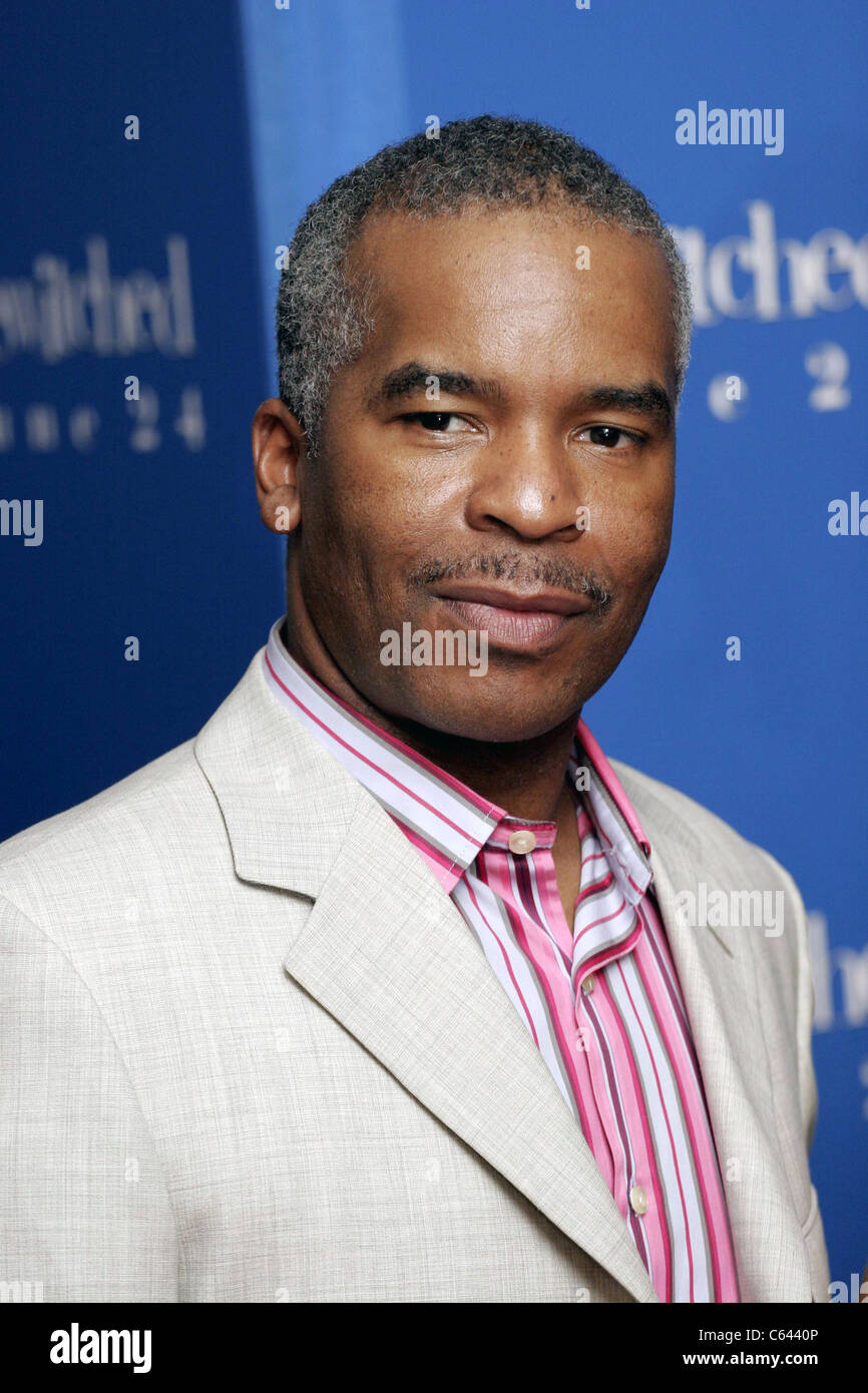 David Alan Grier at arrivals for BEWITCHED World Premiere, The Ziegfeld Theatre, New York, NY, June 13, 2005. Photo - Stock Image