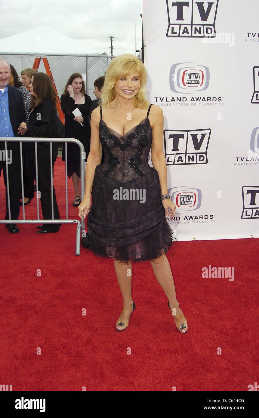 Loni Anderson at arrivals for TV LAND AWARDS: A CELEBRATION