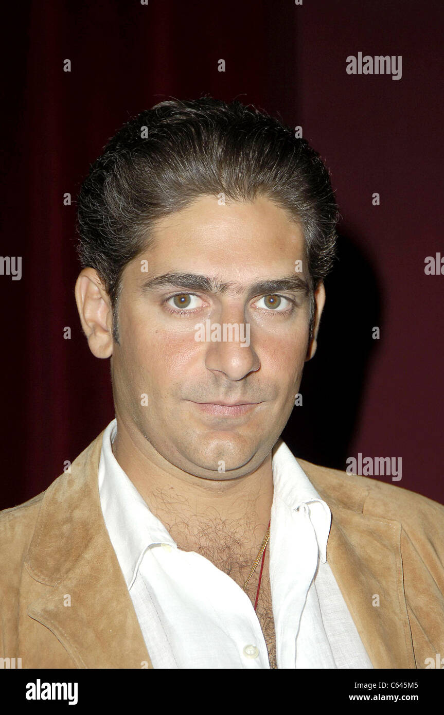 Michael Imperioli at the press conference for 57th Annual Primetime Emmy Awards Nominations Announcement, Los Angeles, - Stock Image