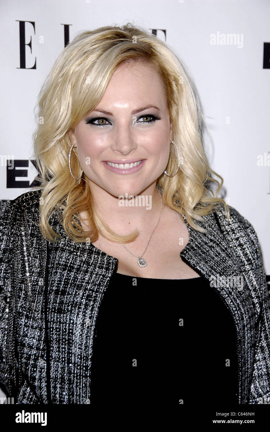 Meghan McCain at arrivals for ELLE and Express 25 at 25 Event, Palihouse in West Hollywood, Los Angeles, CA October - Stock Image
