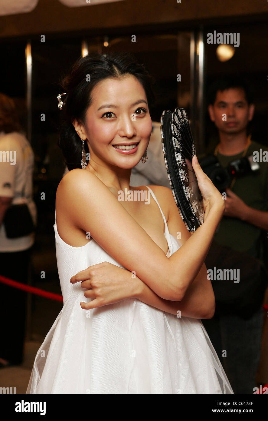 Kim Hee Seon at arrivals for THE MYTH Premiere at Toronto Film Festival, Roy Thompson Hall, Toronto, ON, September - Stock Image