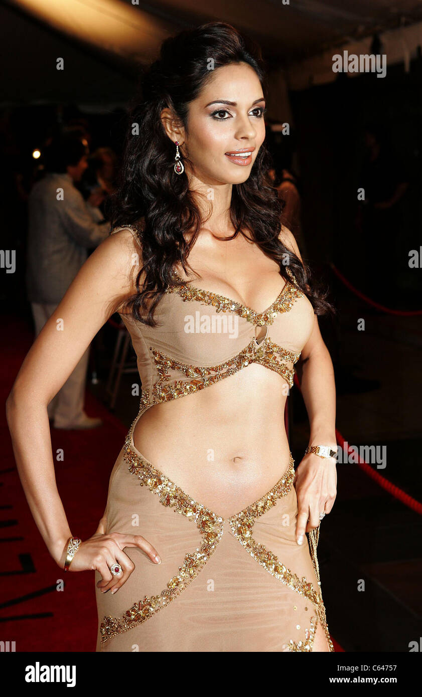 Mallika Sherawat at arrivals for THE MYTH Premiere at Toronto Film Festival, Roy Thompson Hall, Toronto, ON, September - Stock Image