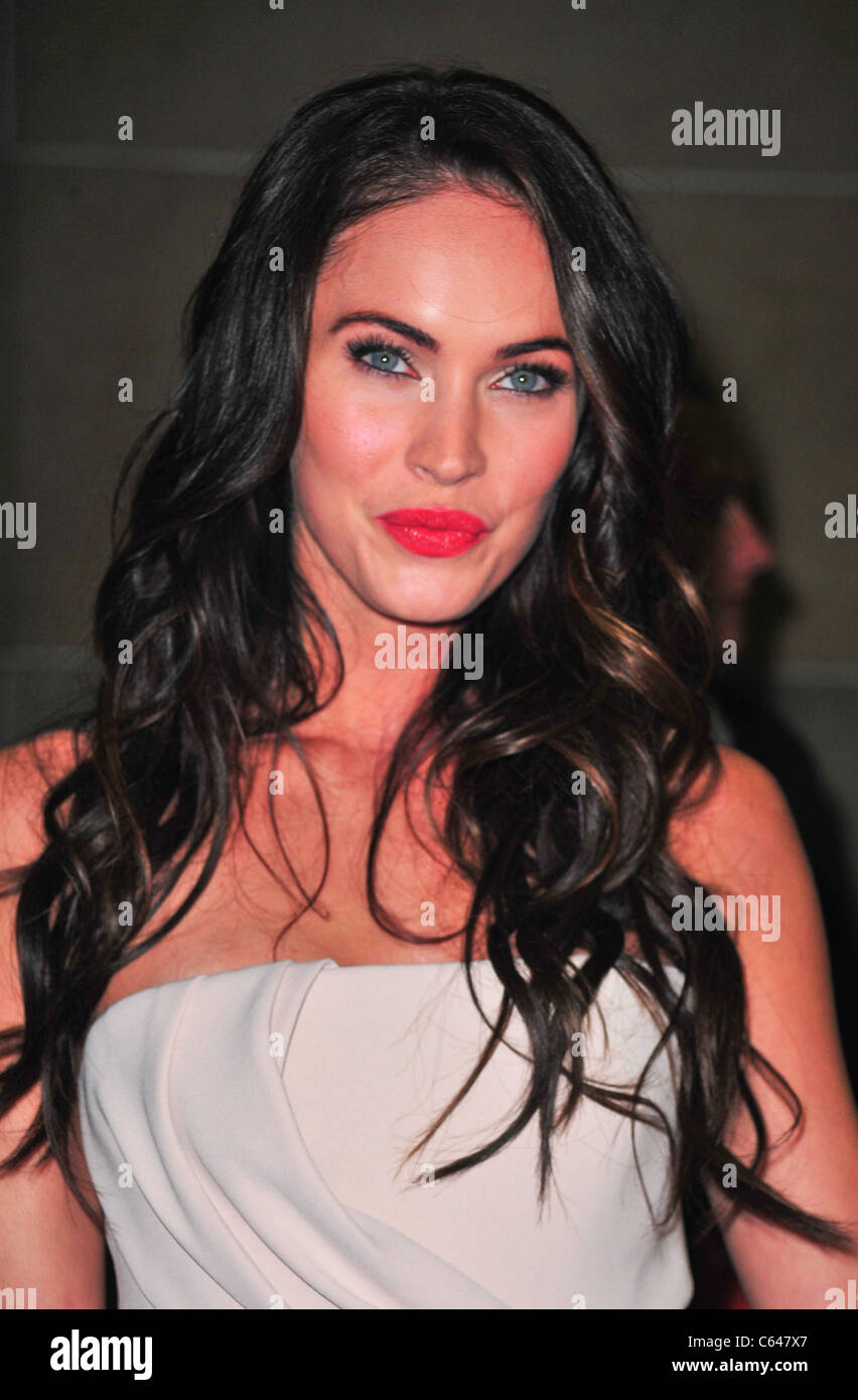 Megan Fox at arrivals for PASSION PLAY Toronto International Film Festival (TIFF) Premiere Screening, Ryerson Theatre, - Stock Image