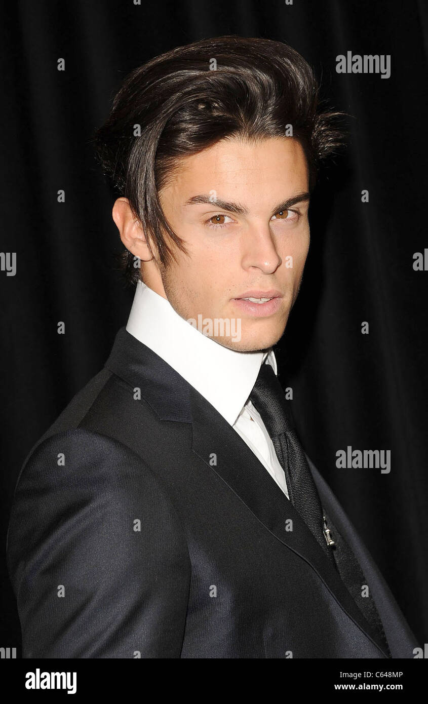 Baptiste Giabiconi in attendance for The Couture Council ...