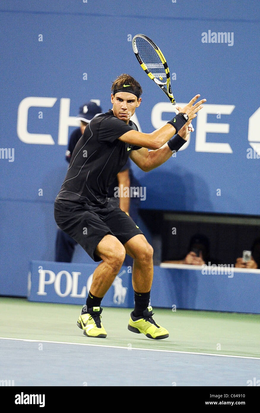 Rafael Nadal At The Us Open High Resolution Stock Photography And Images Alamy