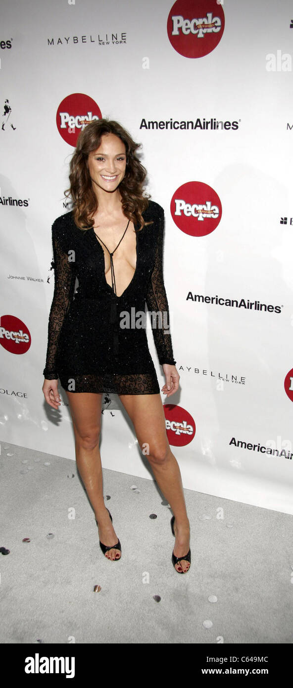 Ines Rivero at arrivals for PEOPLE EN ESPANOL'S 50 MOST BEAUTIFUL Party, Capitale, New York, NY, May 18, 2005. Photo - Stock Image