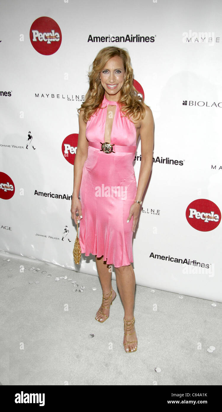 Lili Estefan at arrivals for PEOPLE EN ESPAÑOL'S 50 MOST BEAUTIFUL Party, Capitale, New York, NY, May 18, 2005. - Stock Image