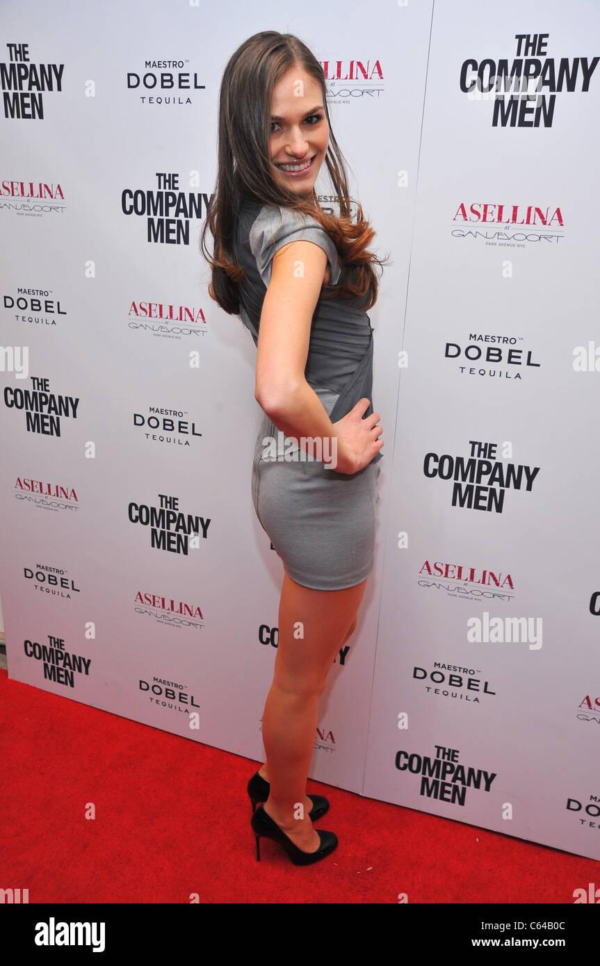 e56874372c9e Jennifer Missoni (wearing a Zac Posen dress) at arrivals for THE COMPANY  MEN Premiere