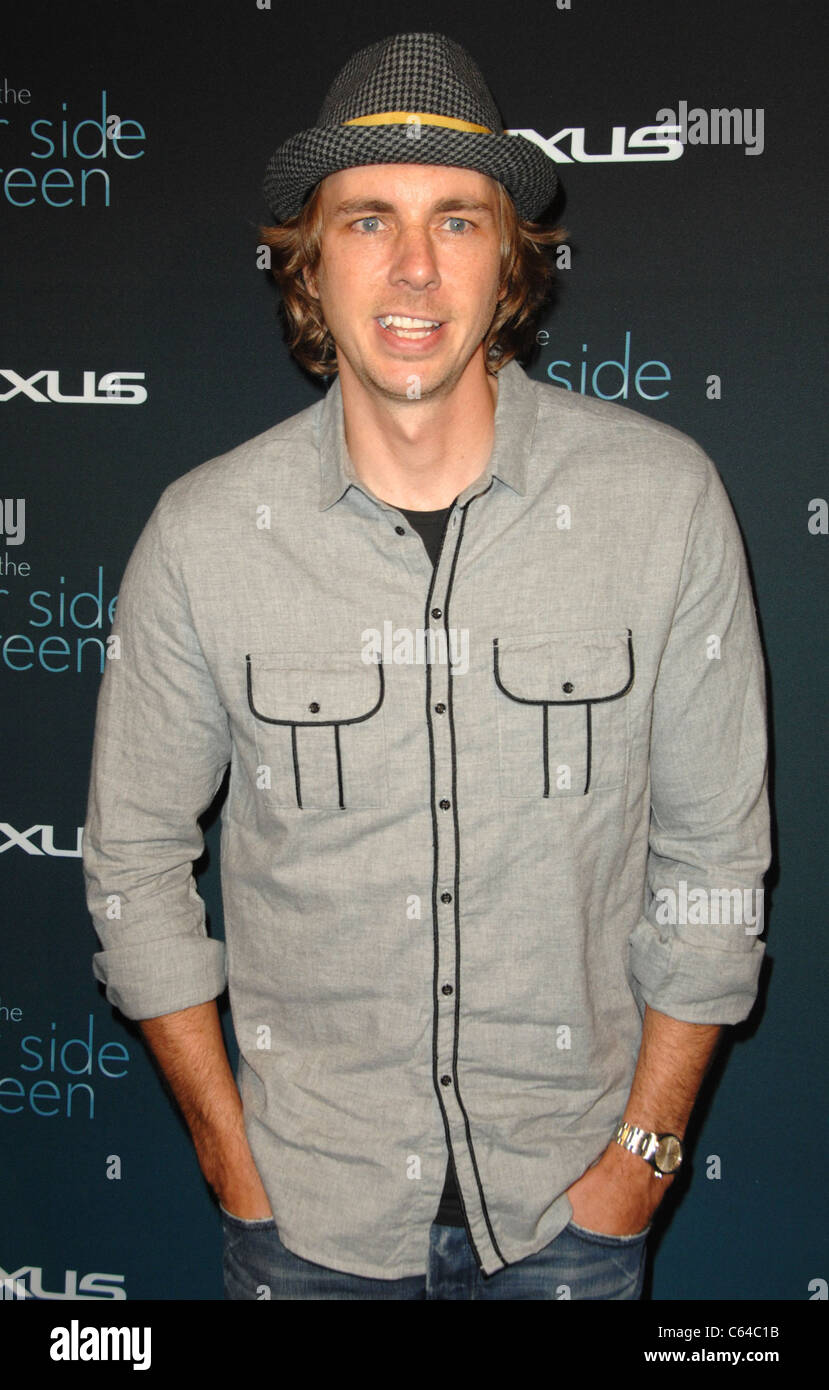 Dax Shepard at arrivals for THE DARKER SIDE OF GREEN Debate, Palihouse Holloway, West Hollywood, CA July 8, 2010. - Stock Image