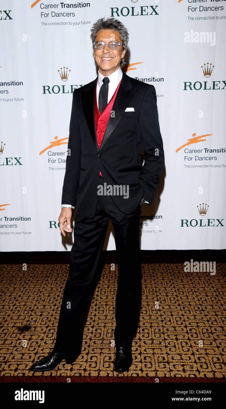 Tommy Tune in attendance for Career Transition For Dancer's 25th Anniversary Silver Jubilee Anniversary Supper - Stock Image