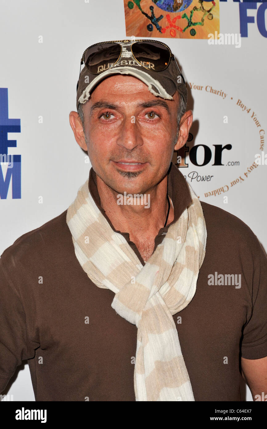 Shaun Toub in attendance for First Annual Global Creative Forum Evening of Entertainment, Four Seasons Hotel, Beverly - Stock Image