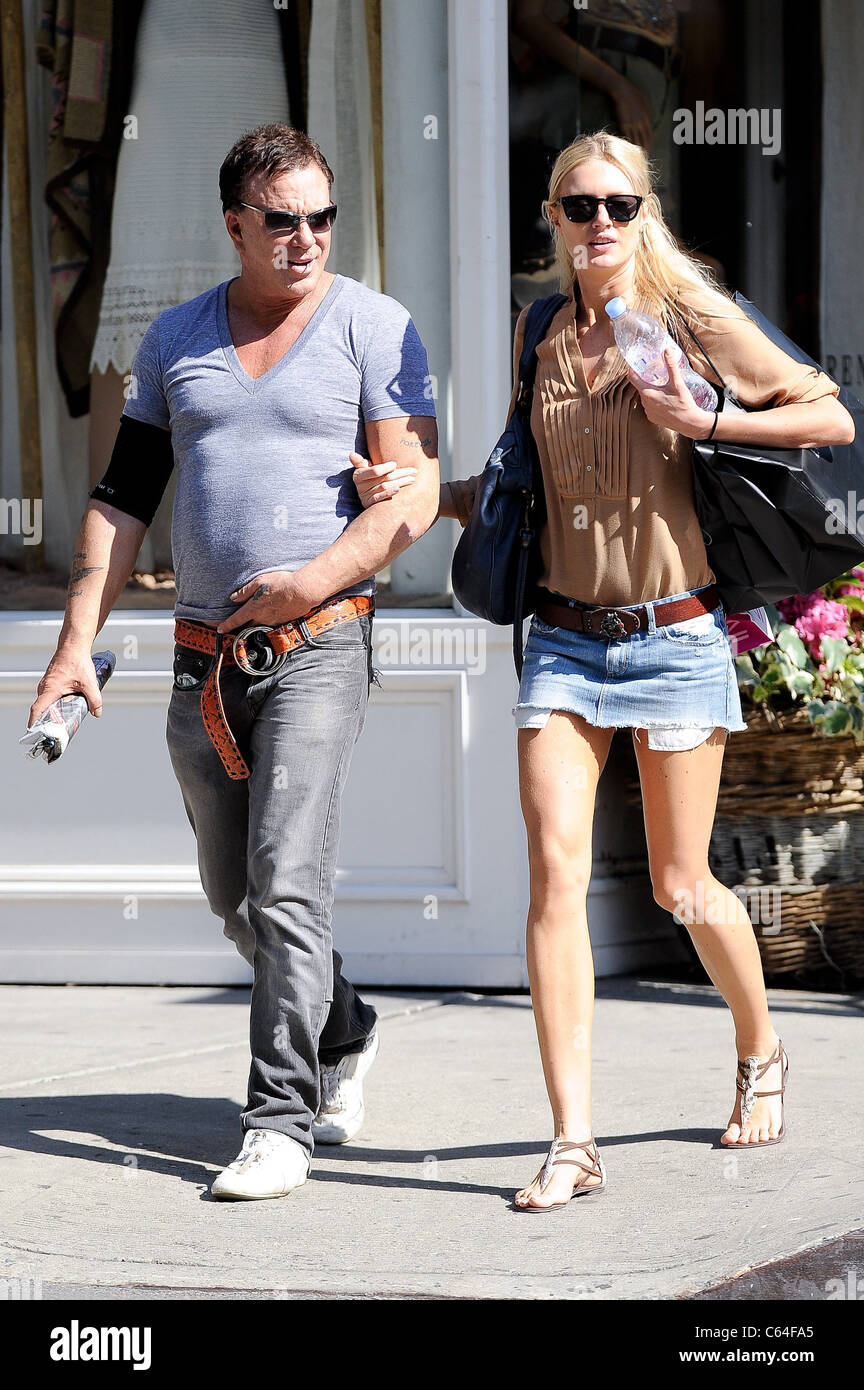 Mickey Rourke Anastassija Makarenko Walk In The West Village Out Stock Photo Alamy Mickey rourke is gearing up for the holidays with his longtime love. https www alamy com stock photo mickey rourke anastassija makarenko walk in the west village out and 38208525 html