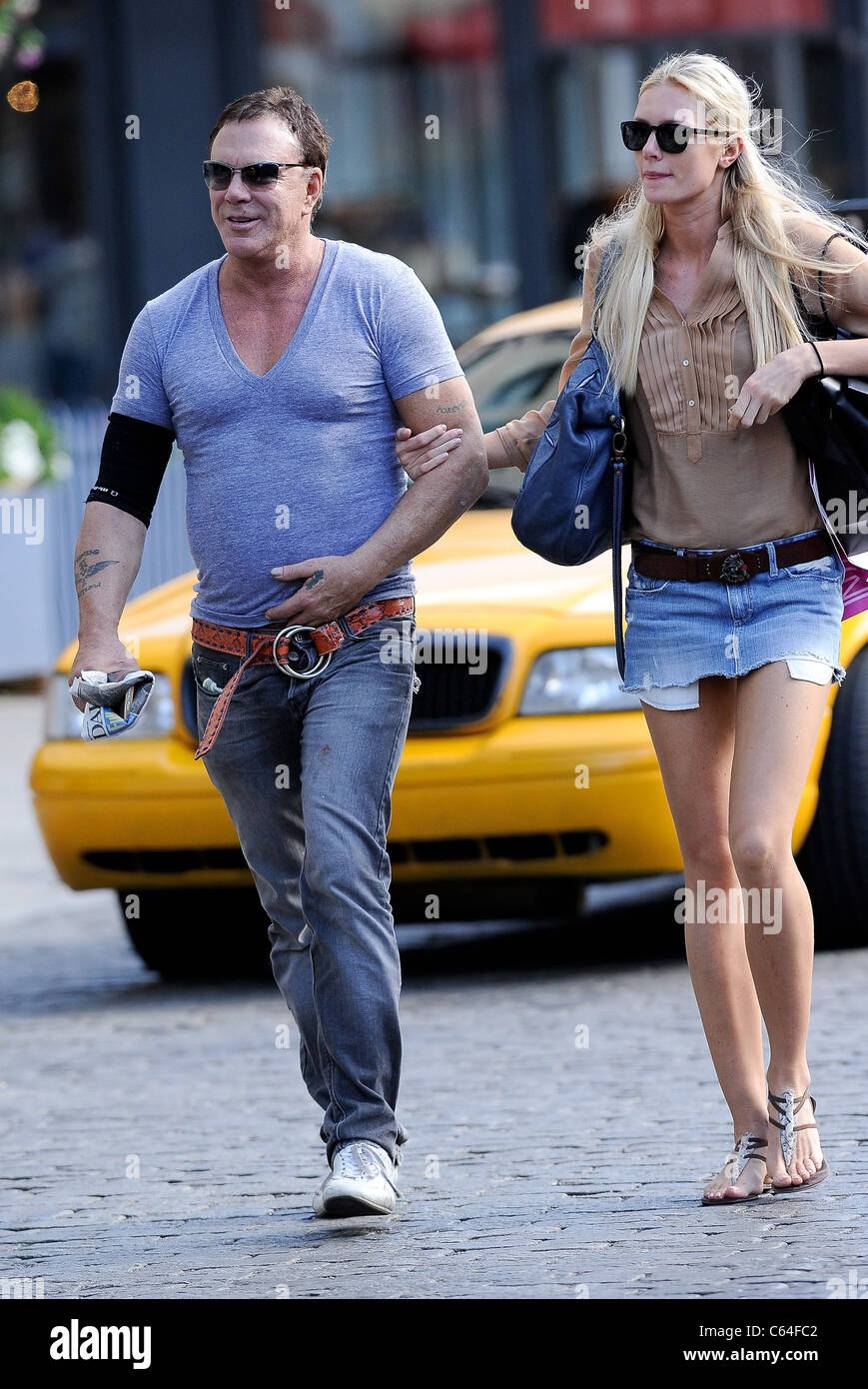 Mickey Rourke Anastassija Makarenko Walk In The Meatpacking Stock Photo Alamy Mickey rourke and anastassija makarenko at the expendables premiere at grauman's chinese theatre in hollywood,ca usa. https www alamy com stock photo mickey rourke anastassija makarenko walk in the meatpacking district 38208578 html
