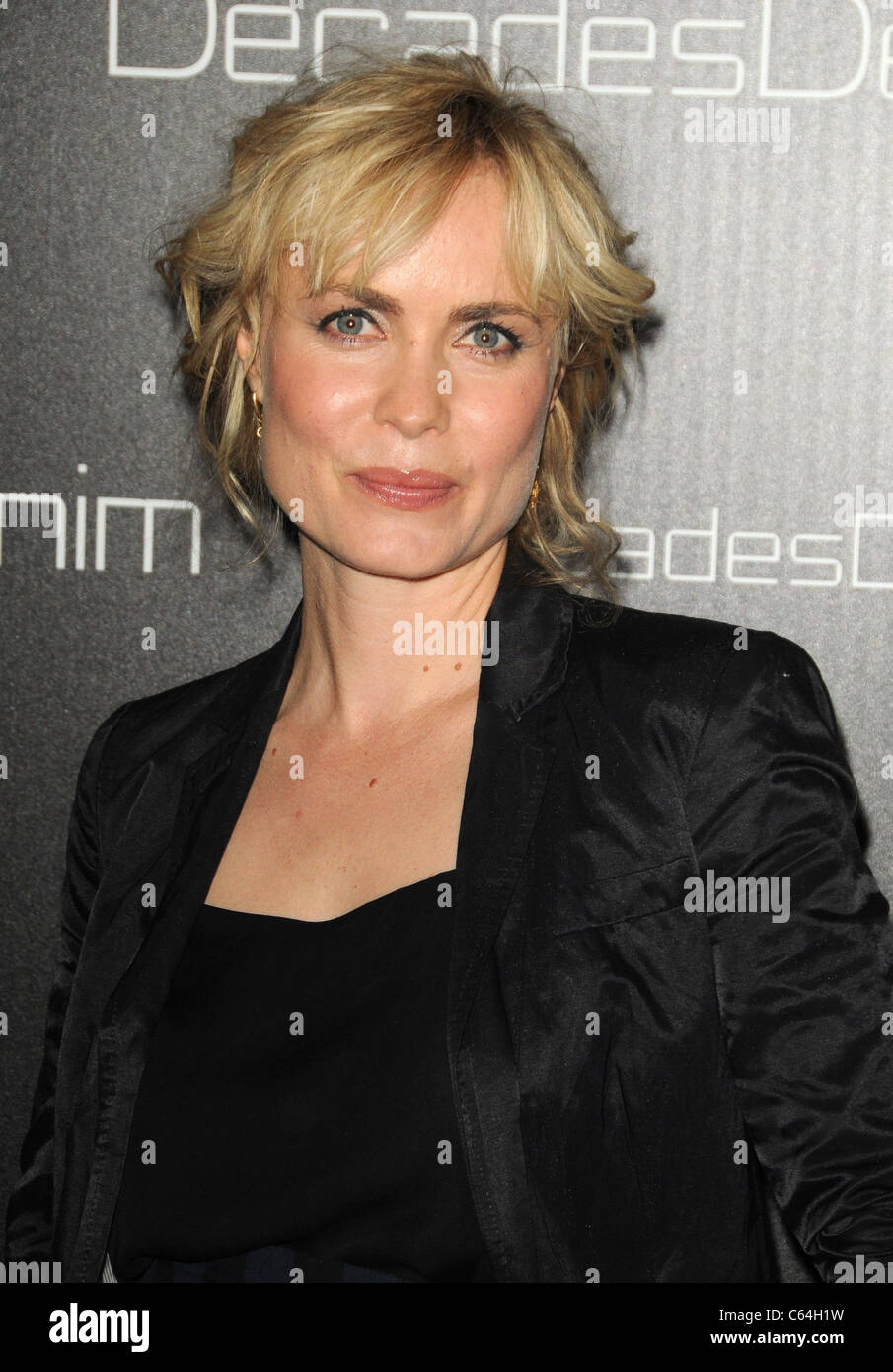 Radha Mitchell at arrivals for Decades Denim Launch Party, home of Julia Sorkin, Beverly Hills, CA November 2, 2010. - Stock Image
