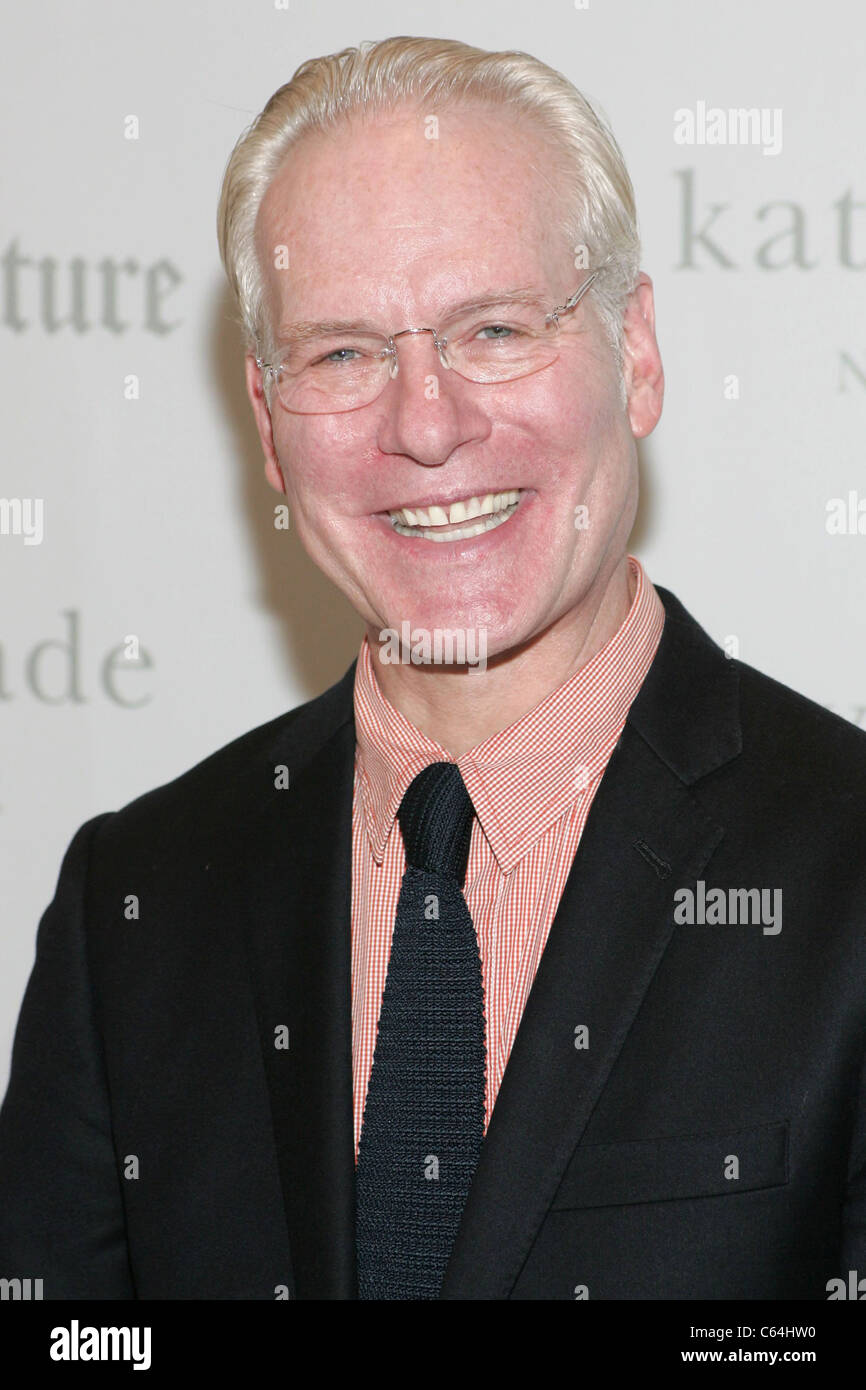 Tim Gunn at a public appearance for Tim Gunn Appears at The Forum Shops at Caesars, , Las Vegas, NV October 2, 2010. - Stock Image