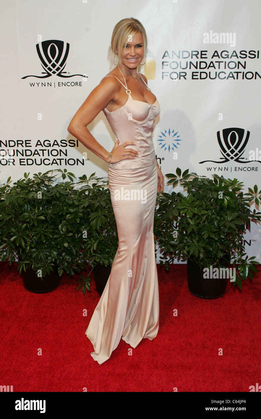 Yolanda Hadid in attendance for Andre Agassi Foundation for Education's 15th Grand Slam for Children Benefit Concert, Stock Photo