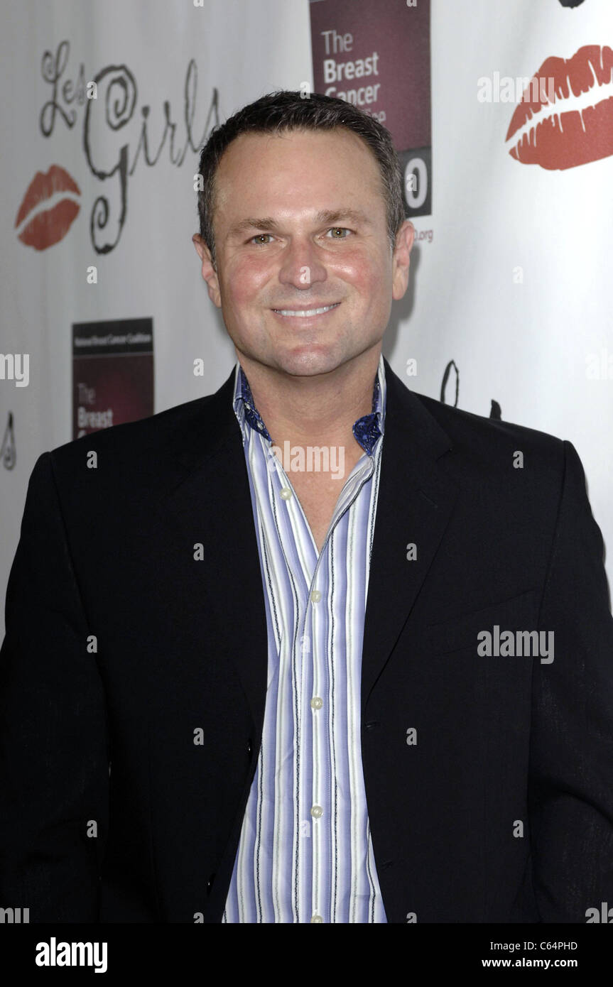 Sam Harris at arrivals for LES GIRLS Tawdry 10th Annual Cabaret, The Avalon in Hollywood, Los Angeles, CA October - Stock Image
