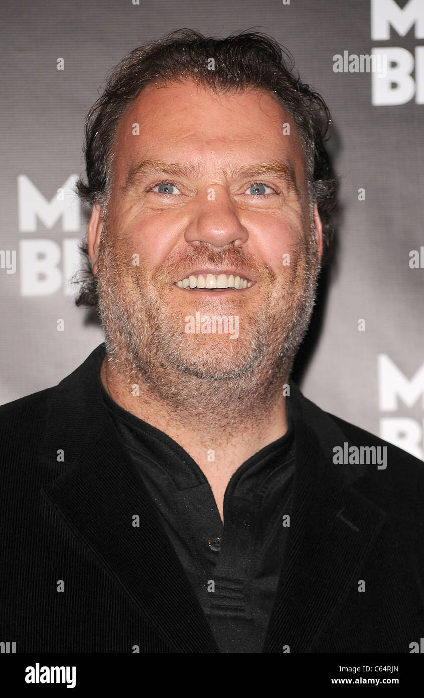 Bryn Terfel at arrivals for Global Launch Of The Montblanc John