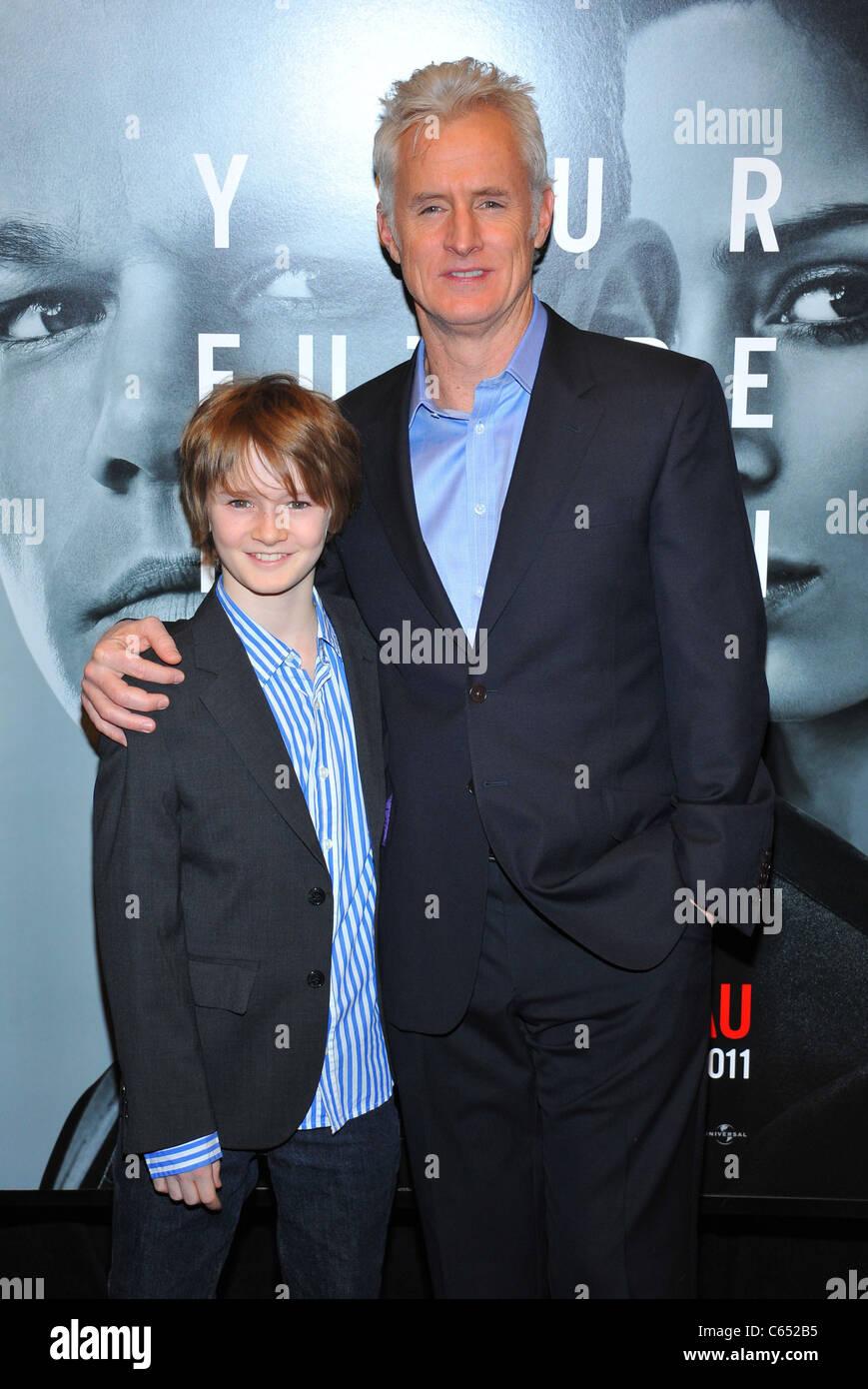 American actor John Slattery 87