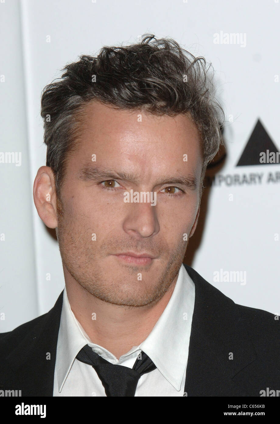 Balthazar Getty at arrivals for MOCA's Annual Gala - The Artist's Museum Happening, The Museum of Contemporary - Stock Image