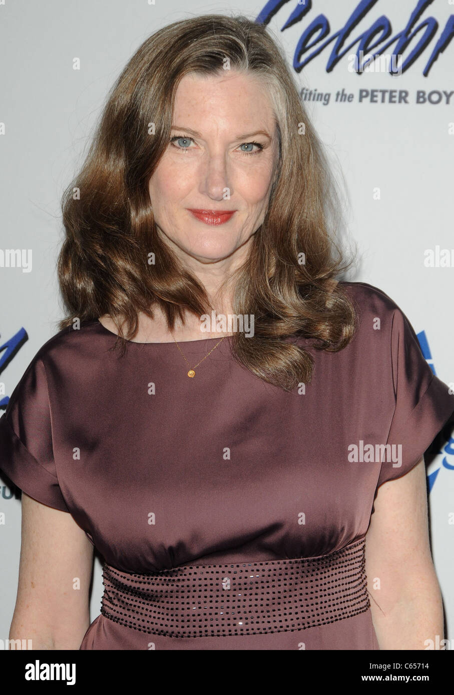 Annette O'Toole in attendance for International Myeloma Foundation 4th Annual Comedy Celebration, The Wilshire Ebell Theatre and Club, Los Angeles, CA November 13, 2010. Photo By: Dee Cercone/Everett Collection Stock Photo