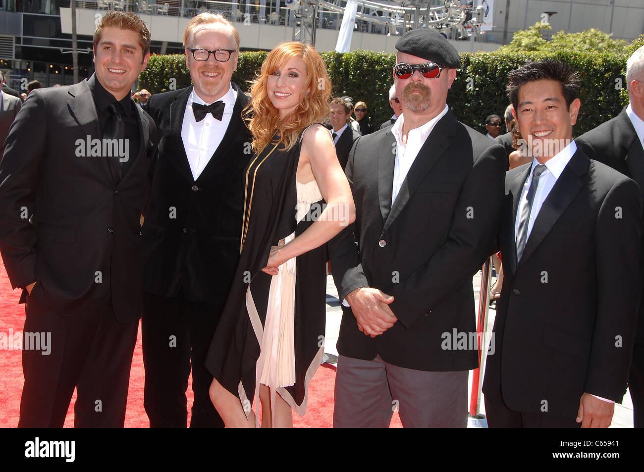 Jamie Hyneman Wife Tony Belleci, Adam Sav...