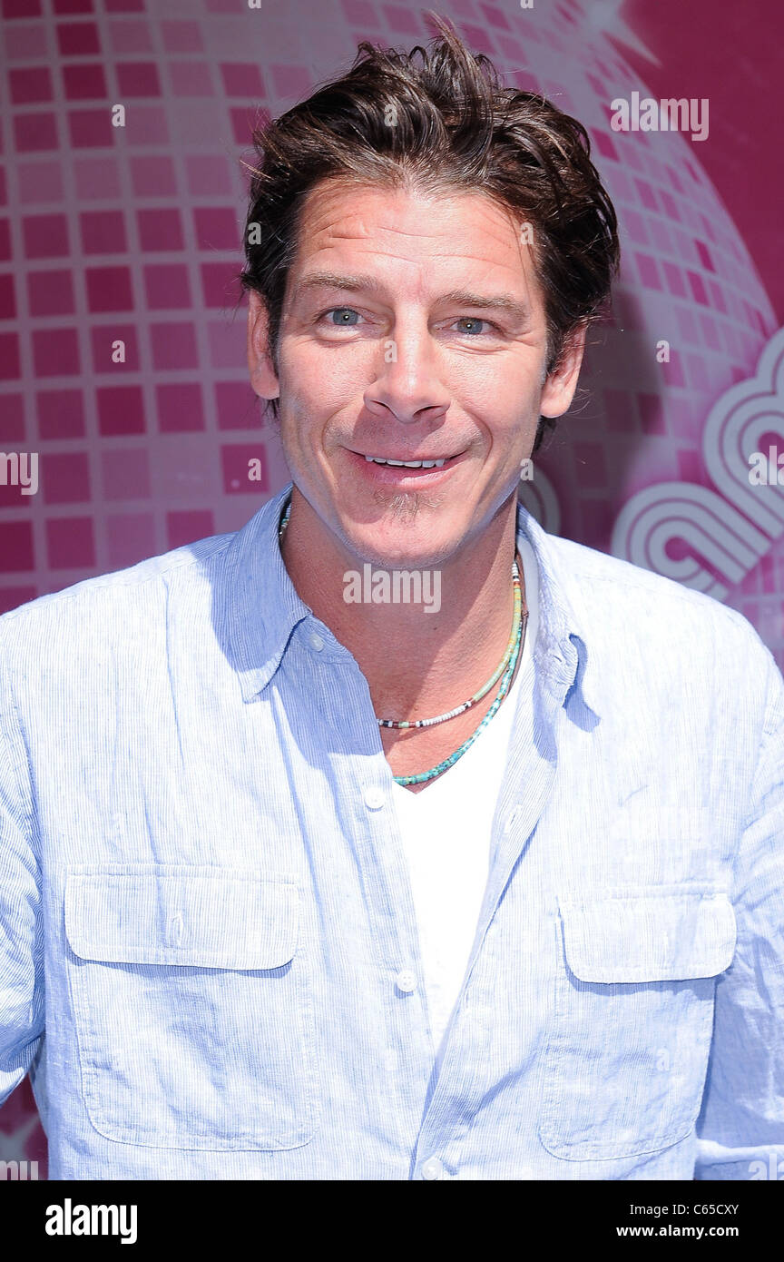 Television personality Ty Pennington, visits the 'Wendy Williams Show' taping at AMV Unitel Studios out - Stock Image