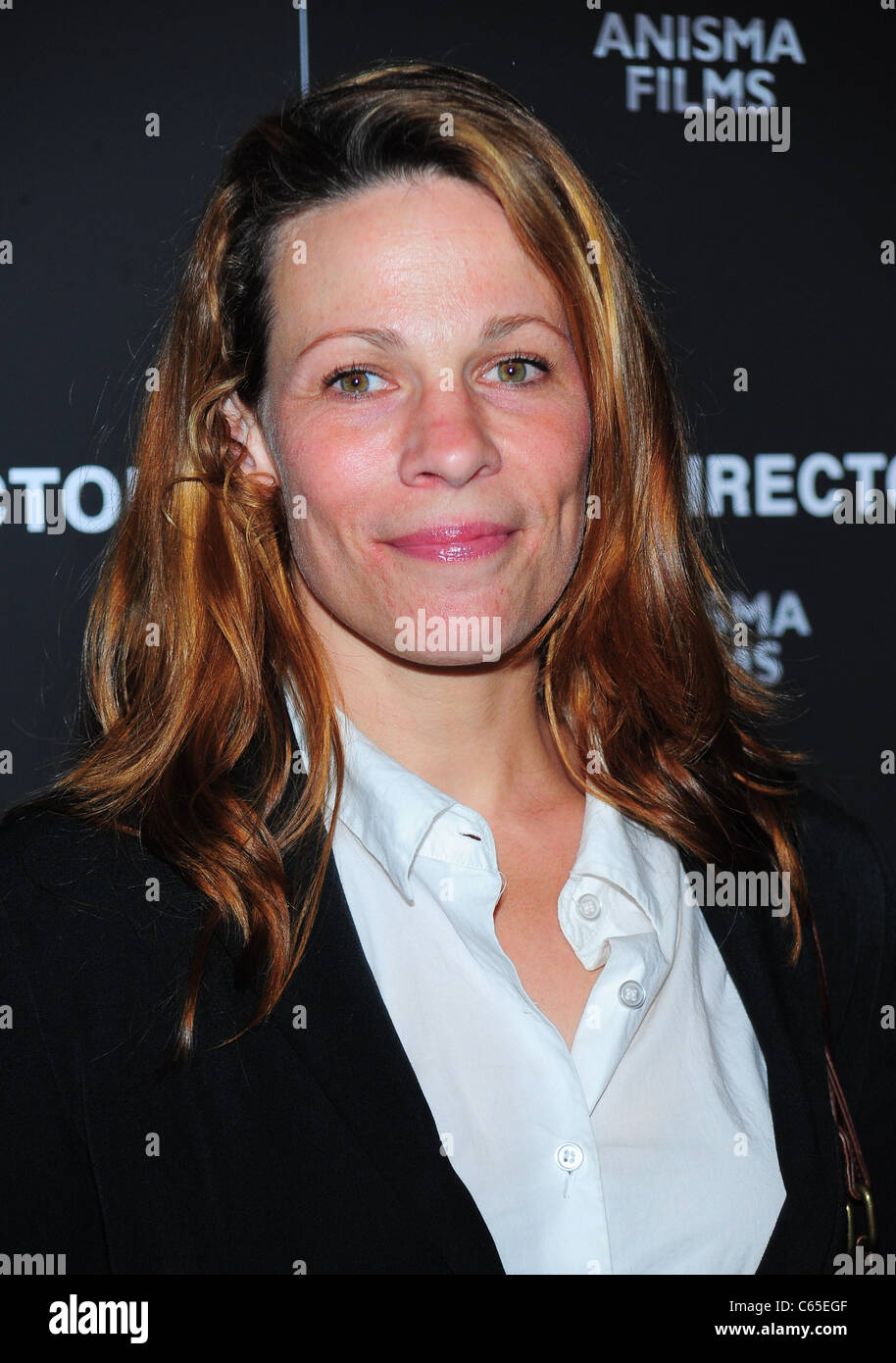 Lili Taylor at arrivals for GREAT DIRECTORS Premiere, MoMA Museum of Modern Art, New York, NY June 22, 2010. Photo - Stock Image