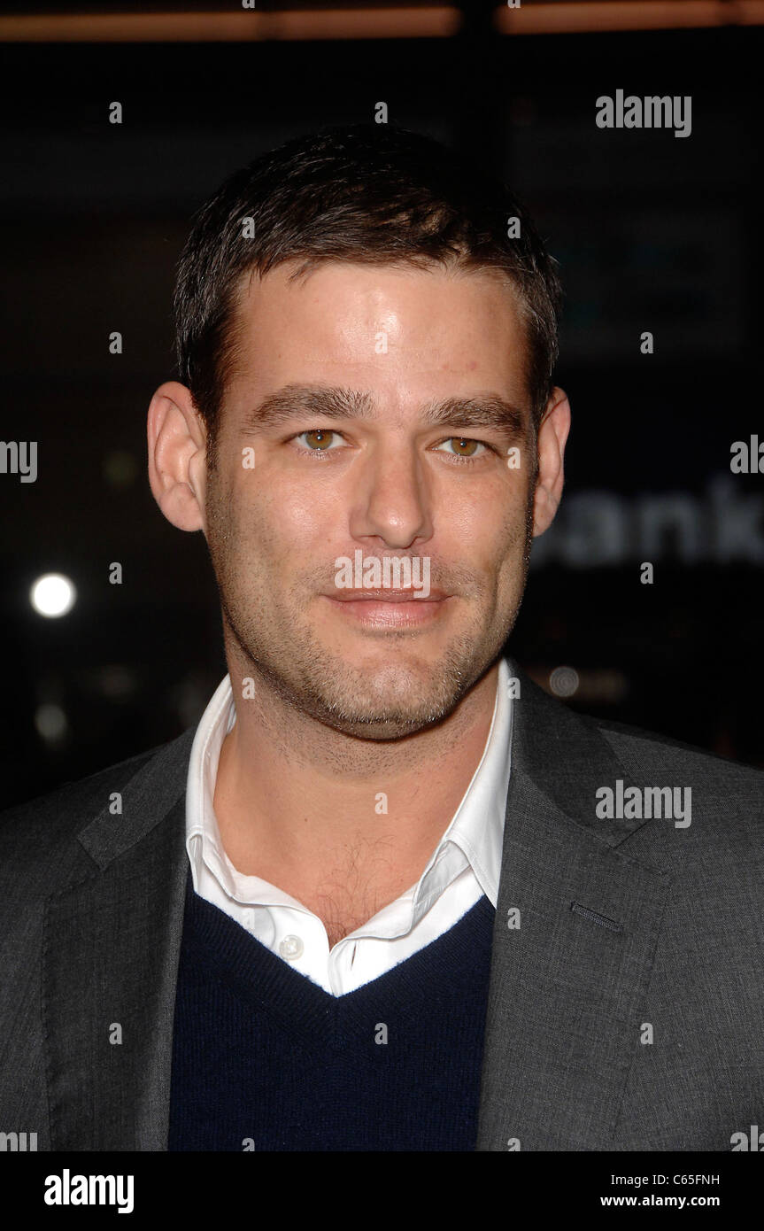 Ivan Sergei at arrivals for FASTER Premiere, Grauman's Chinese Theatre, Los Angeles, CA November 22, 2010. Photo - Stock Image