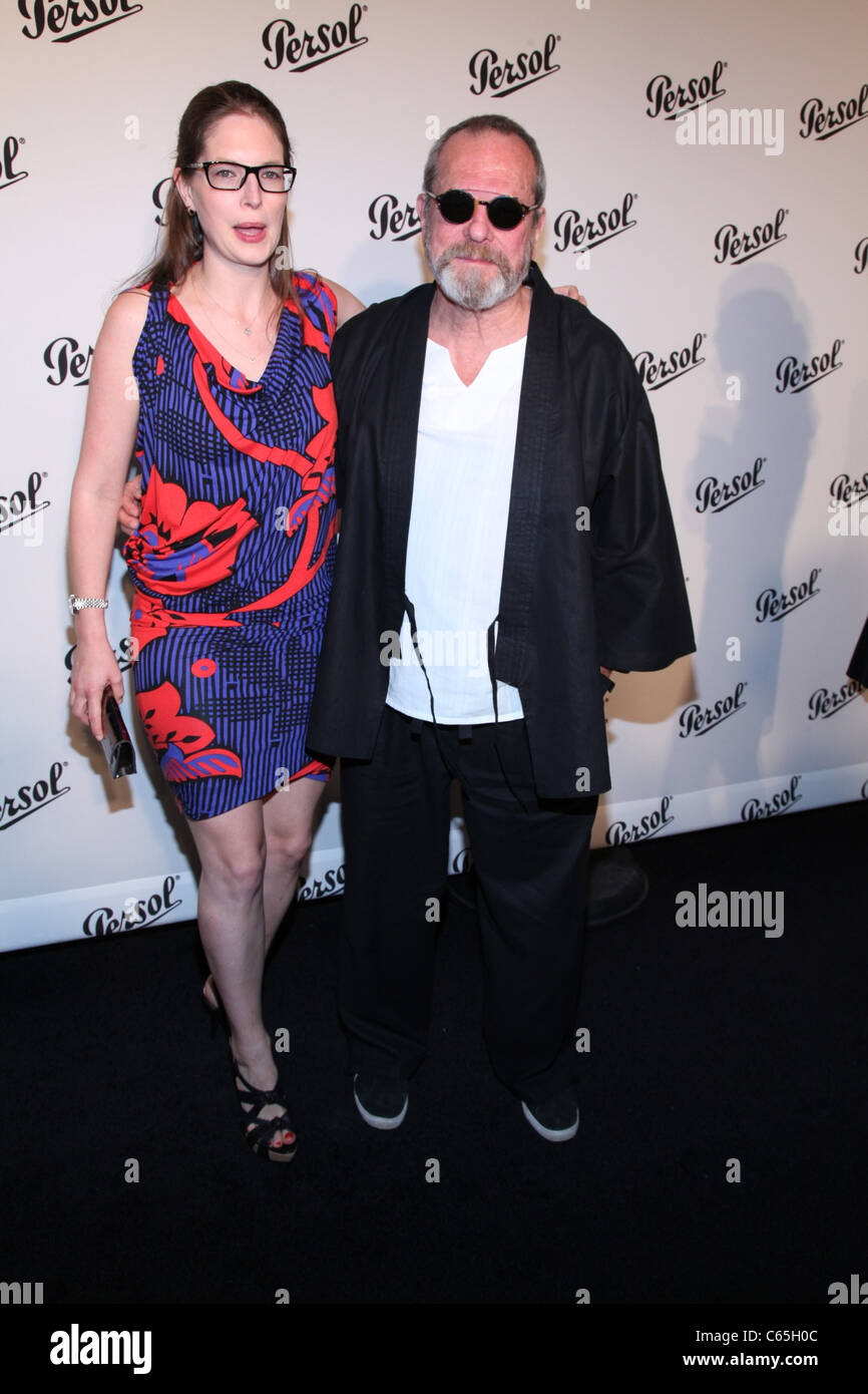 Terry Gilliam in attendance for Persol Magnificent Obsessions Exhibition Debut, Center 548, New York, NY June 16, - Stock Image