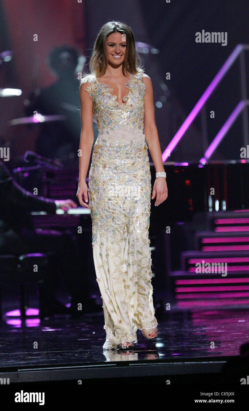 Jesinta Campbell Miss Australia In Attendance For Miss Universe