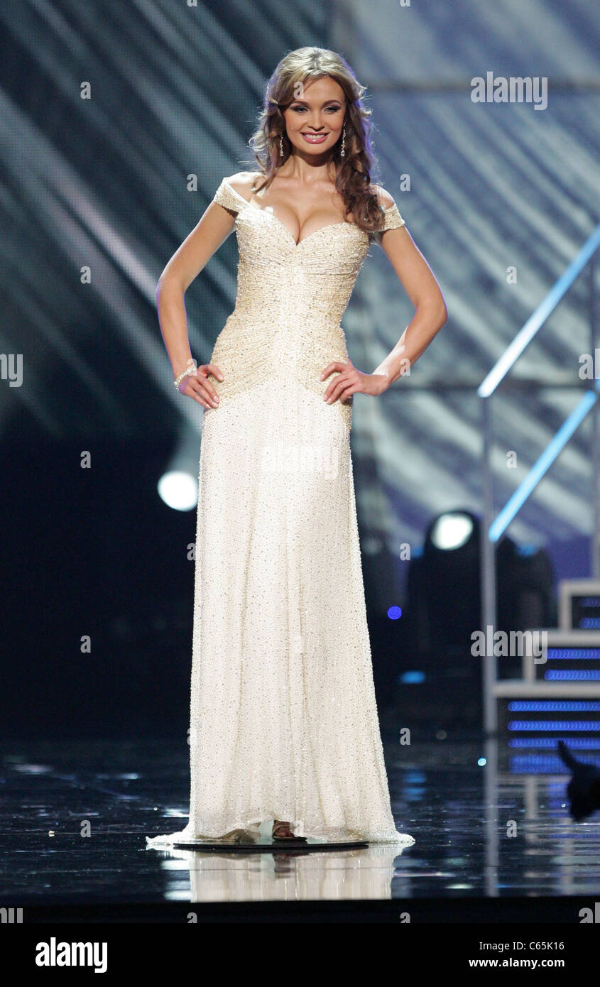 Miss Ukraine Stock Photos & Miss Ukraine Stock Images - Alamy