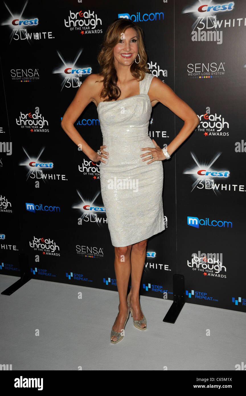 Heather McDonald at arrivals for 2010 Breakthrough of the Year Awards, Pacific Design Center, Los Angeles, CA August Stock Photo