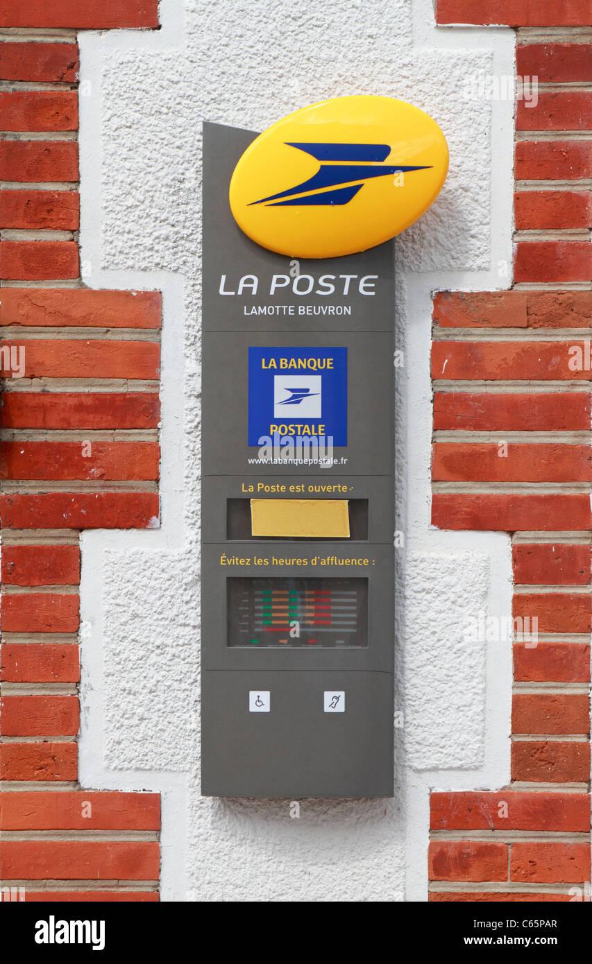 La Poste Le Poiré Sur Vie lamotte stock photos & lamotte stock images - page 2 - alamy