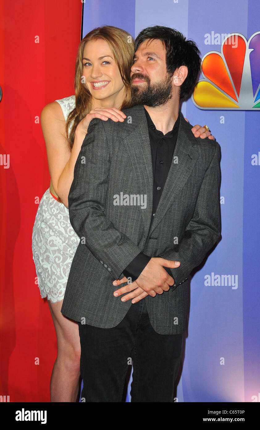 Joshua Gomez High Resolution Stock Photography And Images Alamy Joshua eli gomez (born november 20, 1975) is an american actor best known for his role as morgan grimes on chuck. https www alamy com stock photo yvonne strahovski joshua gomez at arrivals for nbc upfront presentation 38237270 html