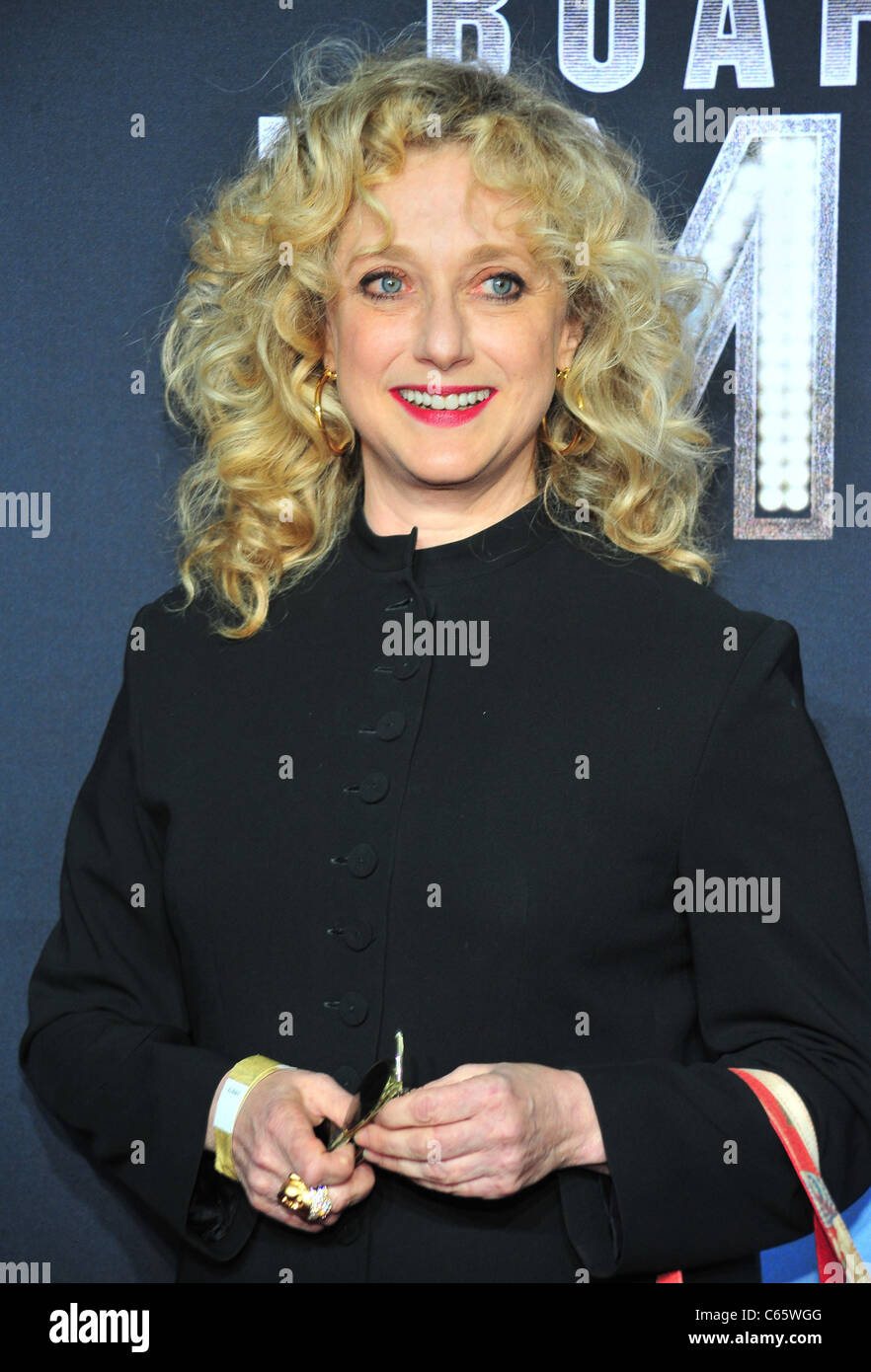 Carol Kane at arrivals for HBO's BOARDWALK EMPIRE Series Premiere, The Ziegfeld Theatre, New York, NY September - Stock Image
