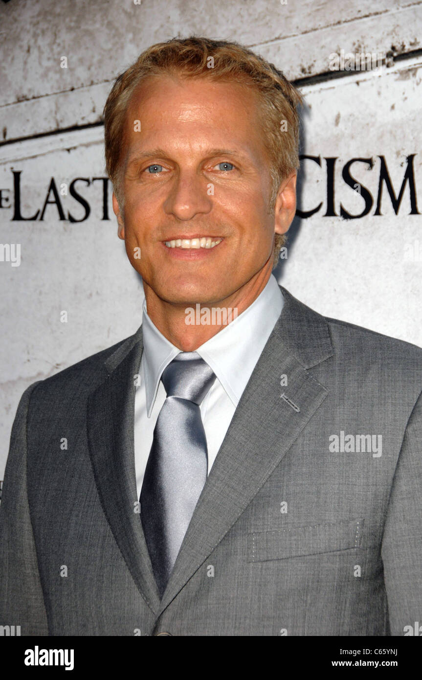 Patrick Fabian at arrivals for THE LAST EXORCISM Premiere, Arclight Hollywood, Los Angeles, CA August 24, 2010. - Stock Image