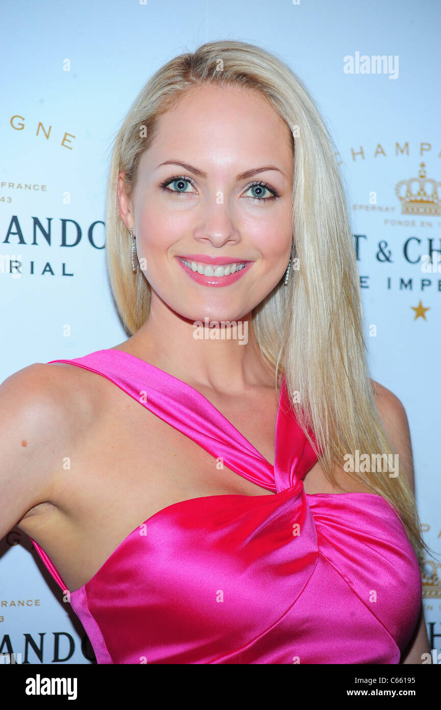 Maria Helena Vianna At Arrivals For First Annual FOLLOW THE SUN Event Thompson Hotel LES