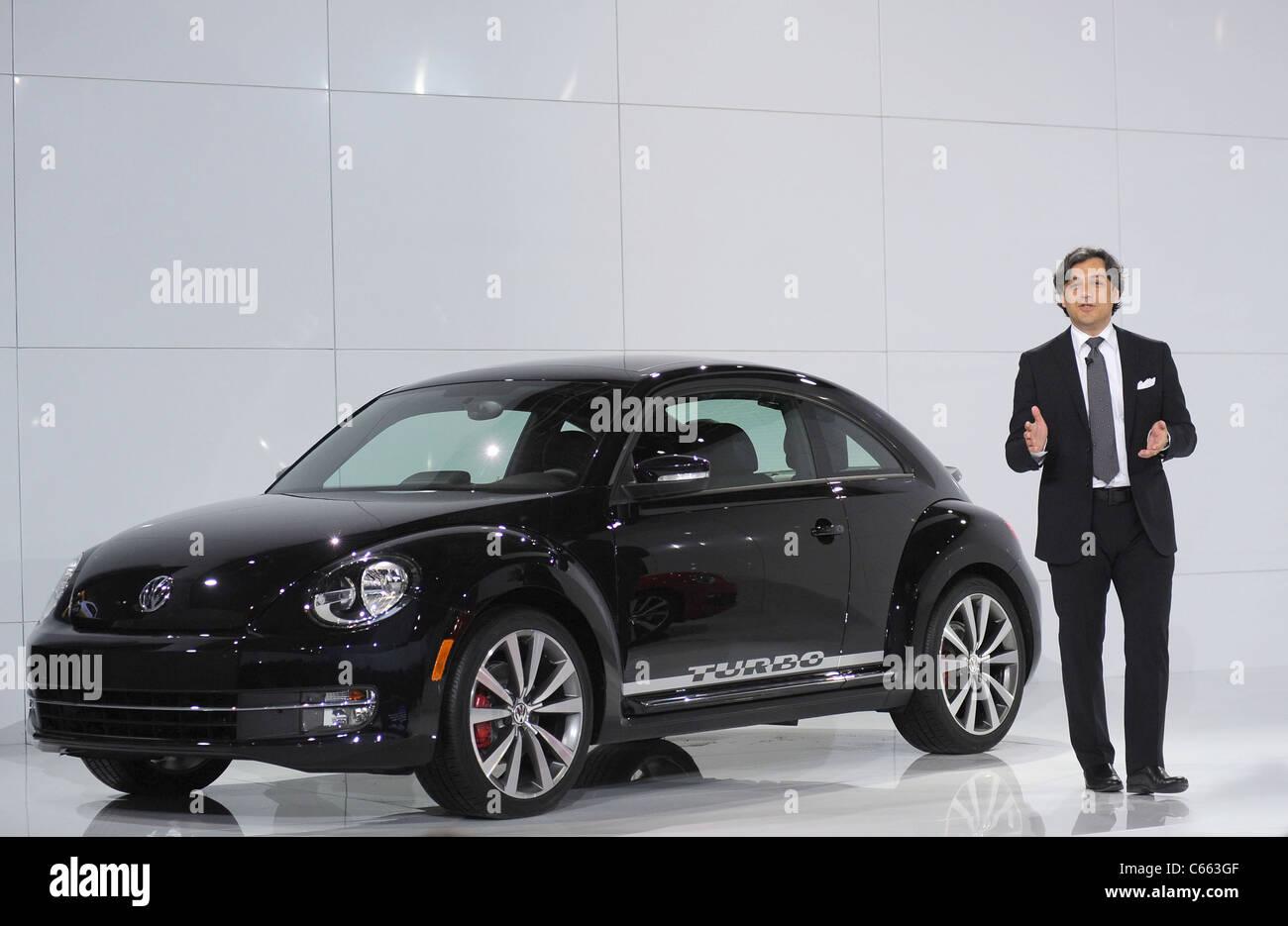 21 Century Auto >> Luca De Meo In Attendance For Volkswagen Unveils 21st