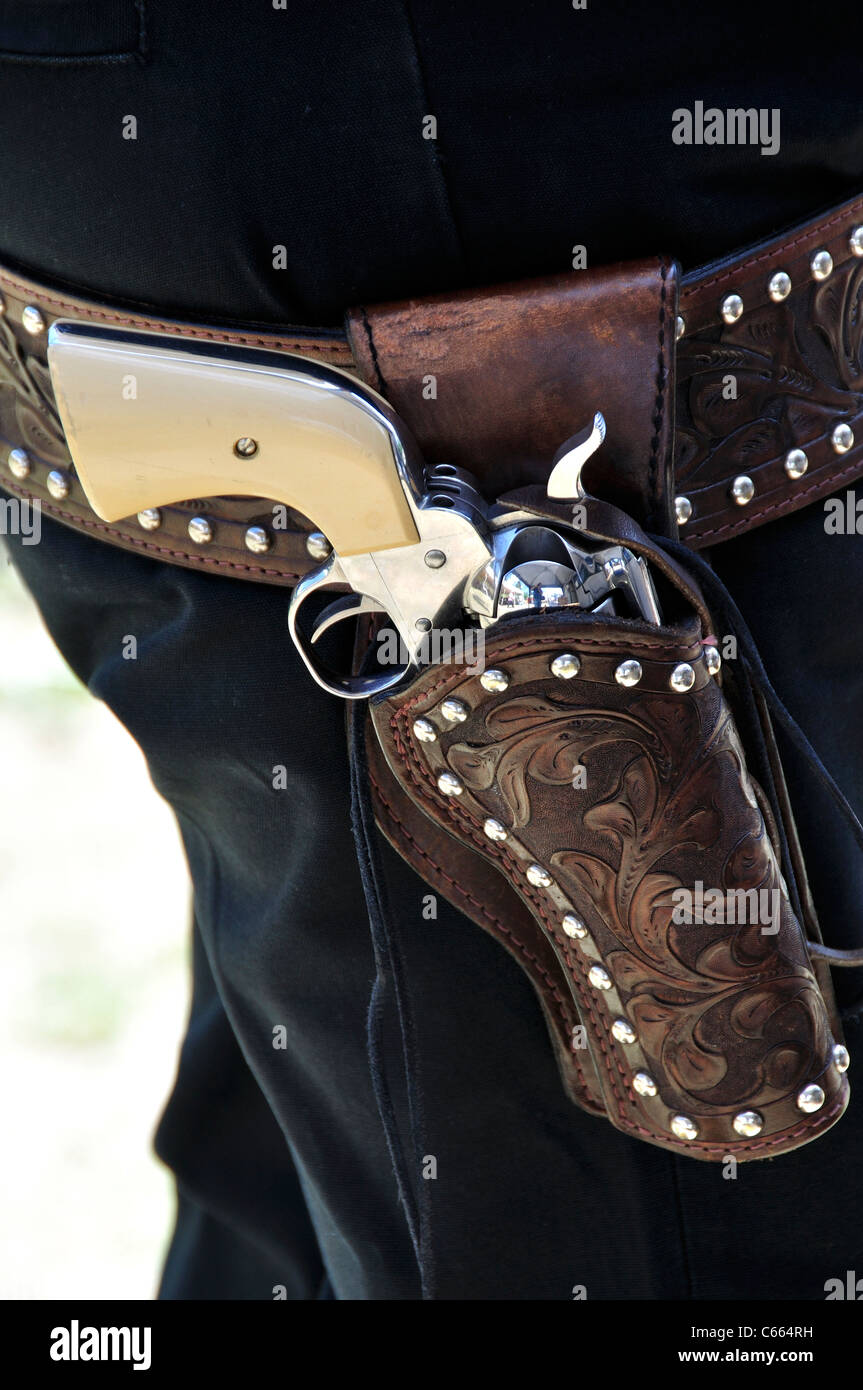 Holsters Stock Photos & Holsters Stock Images - Alamy