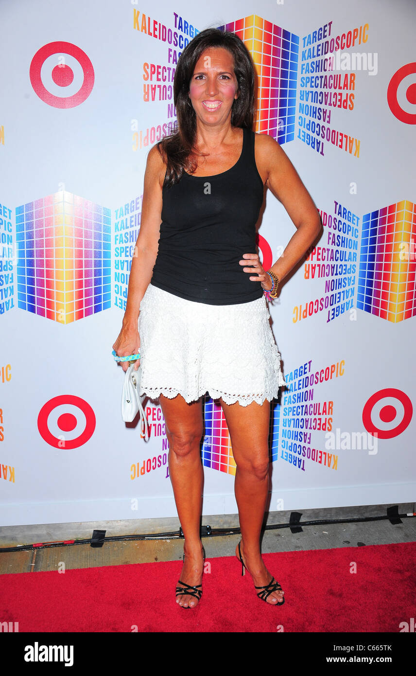 Liz Lange in attendance for Target Kaleidoscopic Fashion Spectacular Party, Biergarten at The Standard Hotel, New - Stock Image